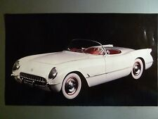 1954 Chevrolet Corvette Roadster Print, Picture, Poster RARE!! Awesome L@@K
