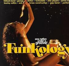 DOUBLE / 2 CD album - FUNKOLOGY - FATBACK BAND OHIO PLAYERS BOOTSY COLLINS