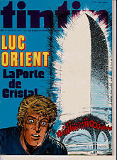 BD Comics Magazine Hebdo Journal Tintin No 49 30e 1975 Luc Orient