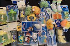 Lot Of Baby Items & Toys New Disney, Pooh Etc. All Nib 11 Pieces