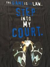 VTG 90s Reebok Shaq Rookie T-Shirt Mens SZ XL Shaquille O'Neal Magic Orlando