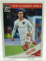 18/19 Trent Alexander-Arnold Panini Donruss Optic Soccer Card