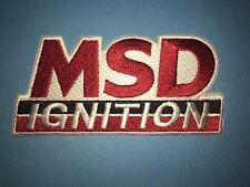Rare MSD Ignition NASCAR Racing Sponsor Jacket Racing Gear Hat Hipster Patch