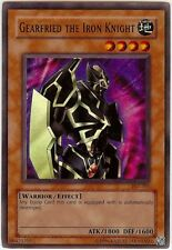 Yu-Gi-Oh! Pharaoh's Servant Super Rare PSV-101 Gearfried The Iron Knight NM-MT