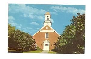 CAMP LEJEUNE NC USMC Base Protestant Chapel Church Vtg