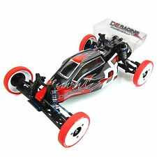 DE Racing Setup System 1/10 Buggy / ST Alignment Tool Small Wheels (DER-SS-SW)
