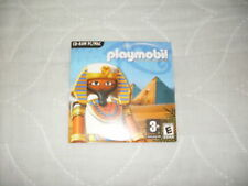 Teaching resource:Playmobil Interact Egypt Games+FactCD-cool history!