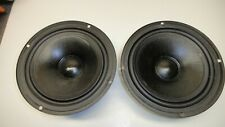 Pair Celestion 8� woofers Ls27 T3398