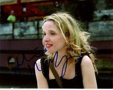 Julie Delpy signed autographed Before Sunset Celine photo