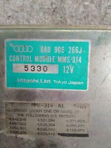 OEM Audi A8 1997 2.8 Engine control unit ECU 8A0906266J MMS-314 5330