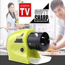 Swifty Sharp Tool & Knife Sharpener As Seen On Tv Cordless Knife Sharpener