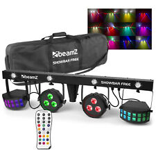 More details for led show bar light all in one party fx dj gig stage band disco lighting system