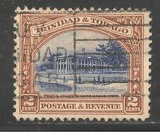 Trinidad & Tobago #35 (A4) VF USED - 1935 2c Agricultural College