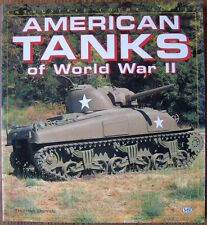 American Tanks of WWII World War II by Thomas Berndt 1994 Sofcover Version Book