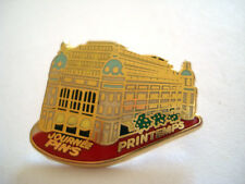 PINS RARE COLLECTIONNEUR PIN'S MAGASIN PRINTEMPS ARTHUS BERTRAND PARIS
