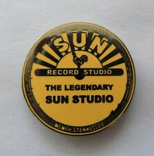 Elvis Presley studio enamel pin badge. TCB Taking Care of Business