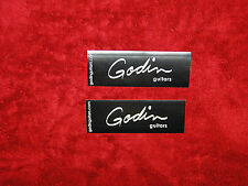 Godin Guitars TWO Sticker Set.....