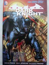 man: The Dark Knight - Knight Terrors (Vol. 1) (The New 52) Hardcover - 9 Oct 20