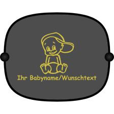 REIZEND On tour Kinder Auto Sonnenschutz