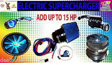 BMW Electric Turbo Performance Air Fan Intake Supercharger Kit - FREE USA SHIP