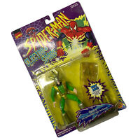 Spider-Man Electro-Spark Electro Figure 1997 Toy Biz MOC Vintage Marvel Comics