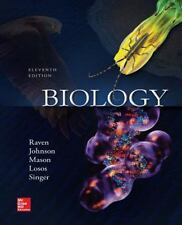 Biology 11th Edition by Peter Raven ( 2016, US Custom Edition ) 9781259188138