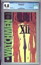 Watchmen 12 Cgc 9.8 Nm/Mint 1 Comic - 1987
