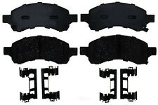Disc Brake Pad Set-Ceramic Disc Brake Pad Front ACDelco Pro Brakes 17D1169ACH