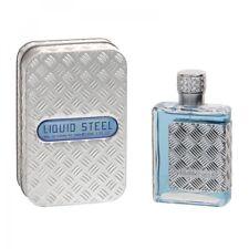 Liquid Steel Linn Young 100ml Eau de Toilette Mens Brand New & Boxed