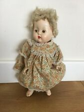 ALL ORIGINAL 1950's ROSEBUD DOLL- 14 INCH