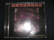 MASTEDON - It's a Jungle Out There! + 3 (1989) JOHN ELEFANTE VERY RARE CD *MINT*