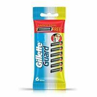 40 Pcs Gillette Guard Razor Blade Cartridges Safety Shaving Blades - Free Ship