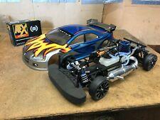 1/10 Scale Yokomo GT-4 4WD R/C Nitro Racing Touring Car