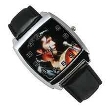 Elvis Presley Fashion Steel Watch Wrist  Man Woman Boy Man Women Girl Xmas ZM
