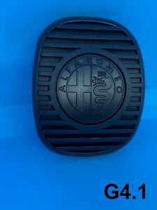 New Genuine OEM Alfa Romeo 156 Rubber Pedal Pad for Clutch 60627197