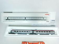 AT893-3# Märklin H0/AC 43434 vagón de complementos 2 THALYS PBKA, NUEVO+EMB.ORIG