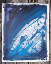 Peinture signée - art contemporain unique - tableau moderne - canvas original