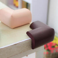 10x DESK TABLE COVER PROTECTORS ROLLS FOR CHILD BABY SAFETY CORNER PROTECTION ds