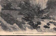 BF5976 la fontaine haute fontaine de vaucluse france     France