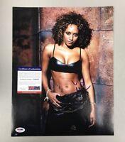V36107 Mel B Spice Girls Signed 11x14 Photo AUTO Autograph PSA/DNA COA