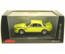 BMW 3.0 CSL (golf jaune) jaune