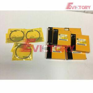 for caterpillar cat EXCAVATOR 3306 piston ring set