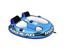 Airhead Mach 2 Towable Tube, 2 riders New