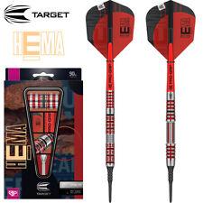TARGET Softdarts Hema 10 - 11 Soft Dart Pfeile 90% Tungsten Profi Darts Dartset