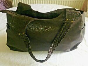 Handbag  brown vgc