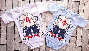 BNWT *Baby Toddler Boys Short Sleeve Bodysuit/ Top/ Vest** 100% Cotton 3-6/9-12m