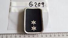 Cruz roja insignia de rango con velcro jefe de grupo 1 unidades (g209 -)