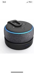 Battery Base for Amazon Alexa Echo Dot 3rd Gen Alexa Speaker Holder NEW