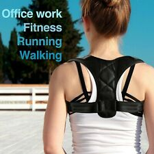Back Posture Correction Shoulder Corrector Support Brace Belt Therapy Men Women