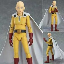 Figma 310 Anime movable One Punch Man Hero Saitama Action Figurine Toys Doll New